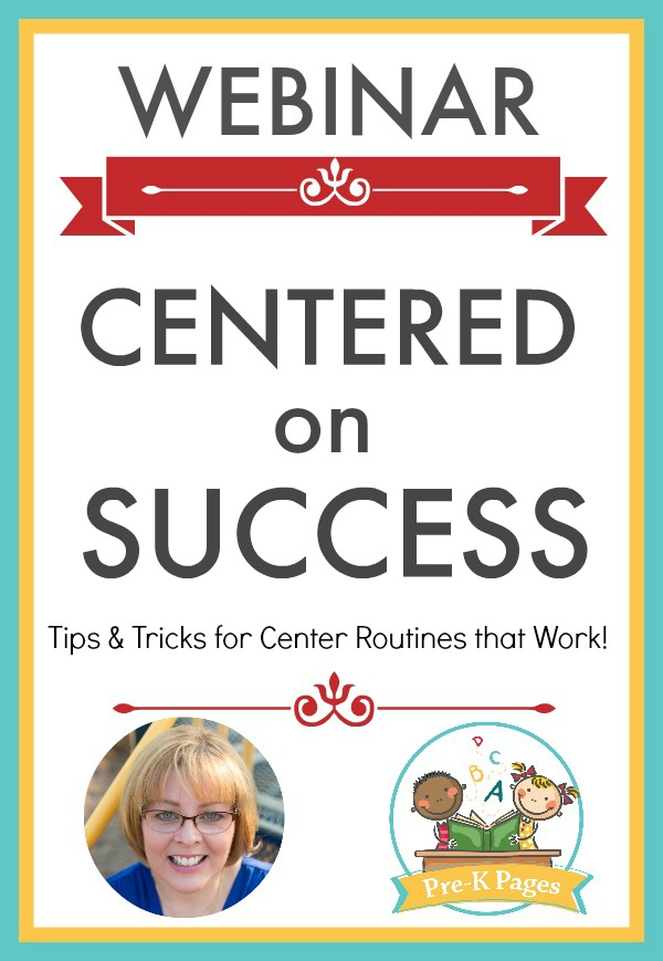 How to Make Centers Work for You in Preschool and Kindergarten