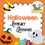 Printable Halloween Literacy Activities for Preschoolers