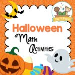 Printable Halloween Math Activities for Preschool