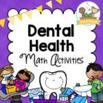 Dental Theme Math Activities for Preschool