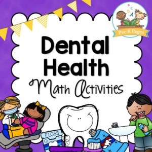 Dental Health Math Activities
