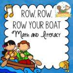 Row Row Row Your Boat Activities for Preschool