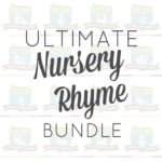 Ultimate Nursery Rhyme Bundle Cover