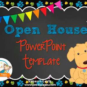 Dog Open House PowerPoint