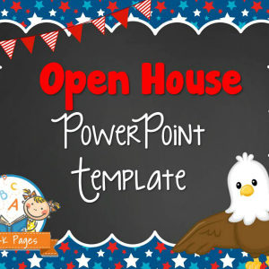 Eagle Open House PowerPoint