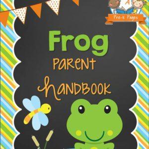 Frog Parent Handbook