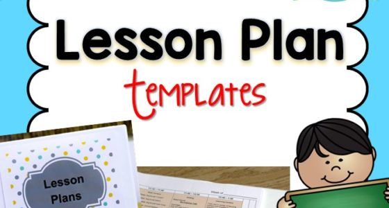 lesson plan template pre k pages