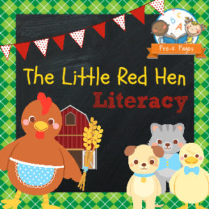 Little Red Hen Literacy