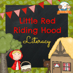 Little Red Riding Hood Literacy