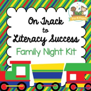 Family Literacy Night Kit