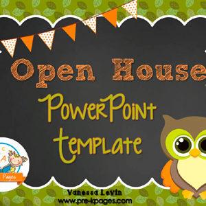 Owl Open House PowerPoint