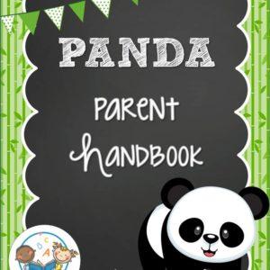 Panda Parent Handbook
