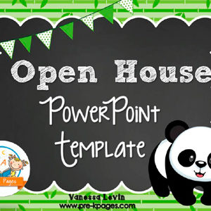 Panda Open House PowerPoint