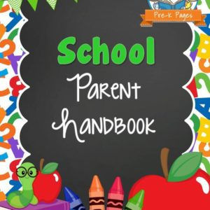 School Theme Parent Handbook