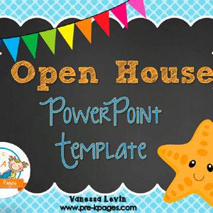 Starfish Open House PowerPoint