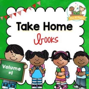 Take Home Book Program Vol 1