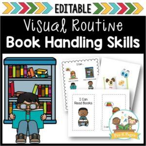 Book Handling Skills Kit