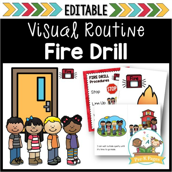 How to Teach Kids About Fire Drills in Preschool