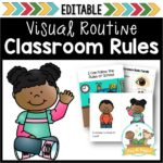 Classroom Rules for Pre-K
