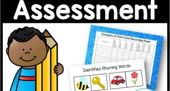 Student Assessment Packet