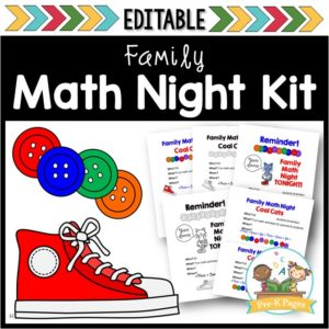 Family Math Night