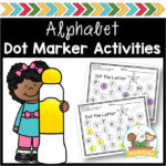 Bingo Dot Marker Alphabet Activities