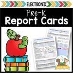 Pre-K Report Card Electronic