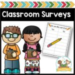 Printable Classroom Surveys