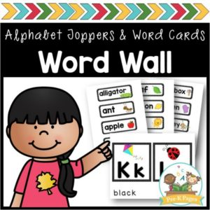 Word Wall Black