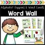Word Wall Toppers and Word Cards
