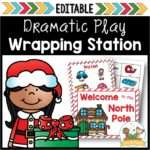 Holiday Dramatic Play Center Printables
