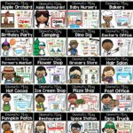 Dramatic Play Themes Power Pack