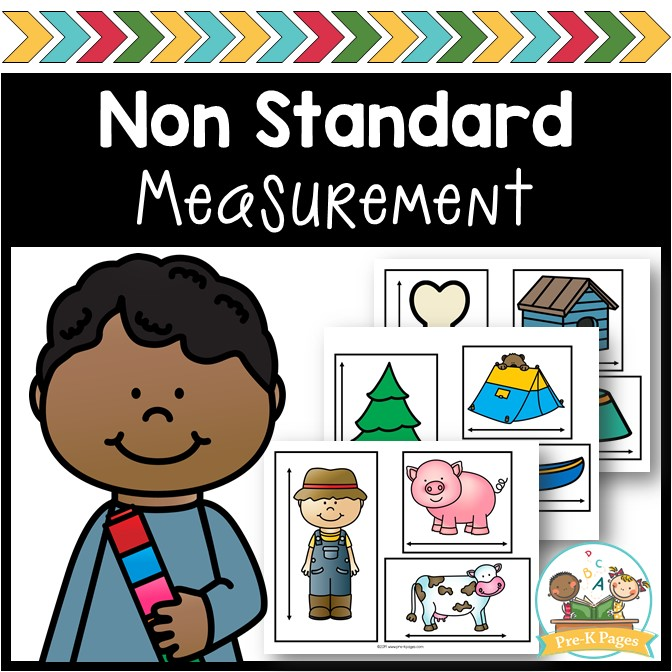 Non-Standard Units of Measurement for Preschool