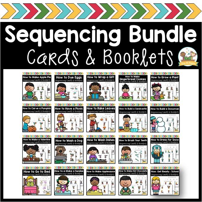 Sequencing Skills Bundle