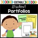 Student Portfolios for Preschool