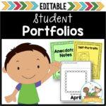 Student Portfolios for Preschool