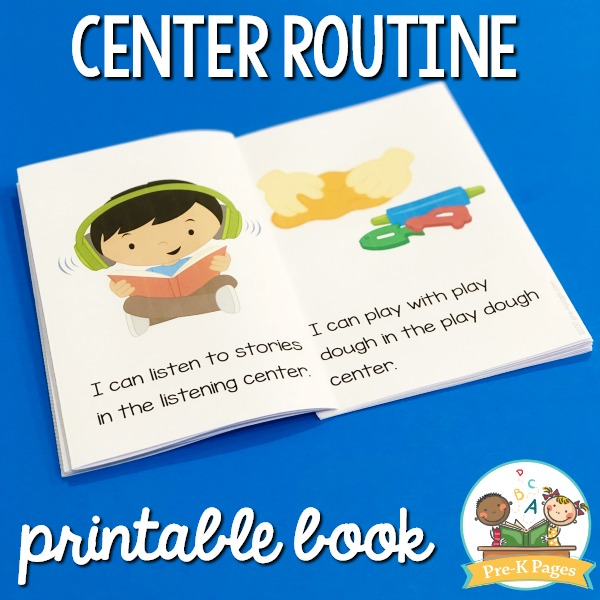 How to play at centers book