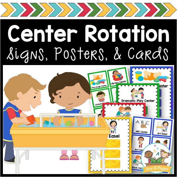 Center Rotation Signs
