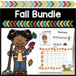 Fall Bundle Activities for Preschoolers