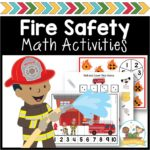 Fire Safety Math Activities