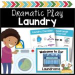 Laundry Dramatic Play Theme