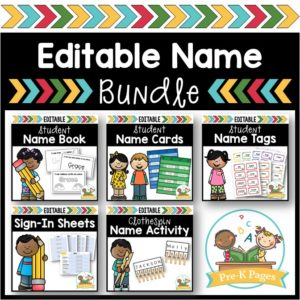Name Bundle
