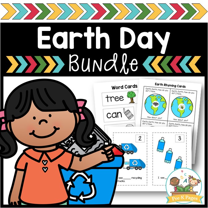 Earth Day Activities for Preschool