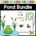Pond Theme Activities for Preschool