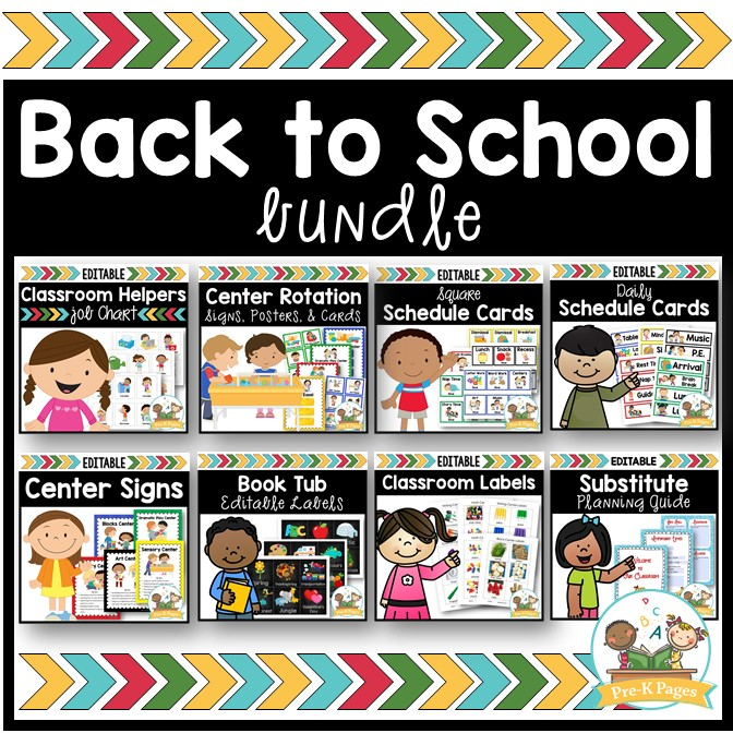 Back to School Bundle