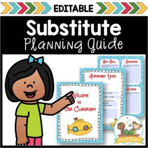 Substitute Organization Guide
