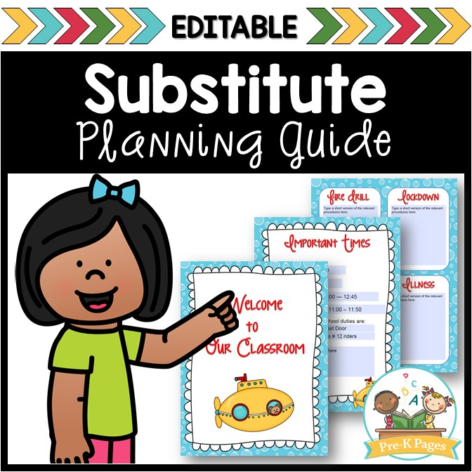 Printable Sub Guide