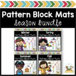 Season Pattern Block Mats
