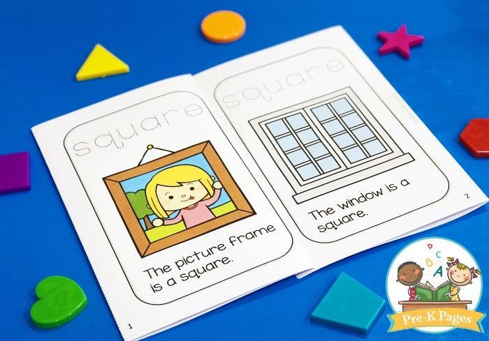 Teaching 2D Shapes in Preschool and Pre-K