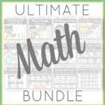 Ultimate Math Bundle for Pre-K